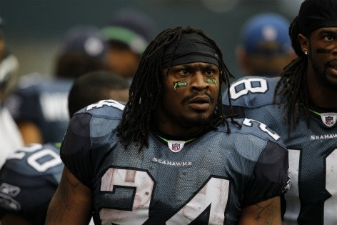 Marshawn Lynch fantasy football stud daily weekly fantasy