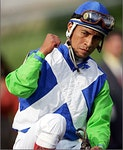 Edgar Prado Top Jockey