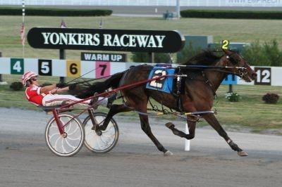 Yonkers Harness Racing