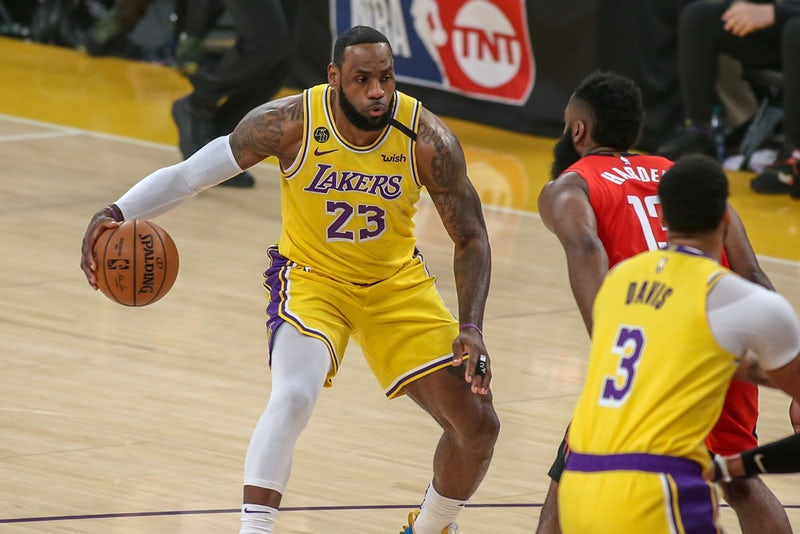 2020 Nba Playoffs Lakers Vs Rockets Odds Picks Predictions For Game 4 Sept 10 Betamerica Extra
