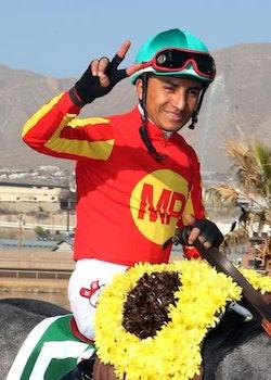Rafael Bejarano Jockey