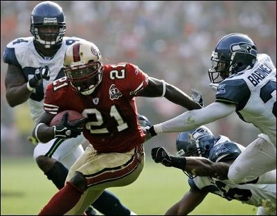 Frank Gore NFL Fantasy Football Beast