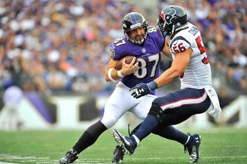 Dallas Clark NFL Week 5 Bargain Pick