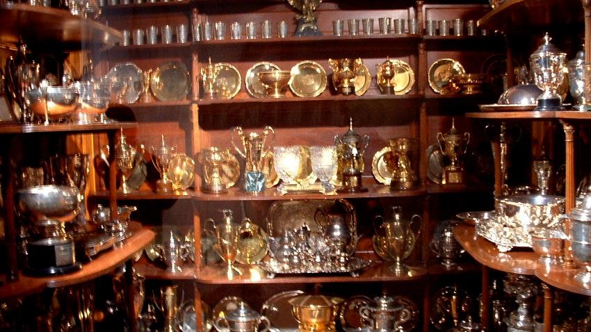 Calumet Farms Trophy Collection: Kentucky Horse Park ...