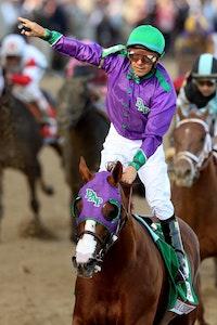 Victor Espinoza Jockey