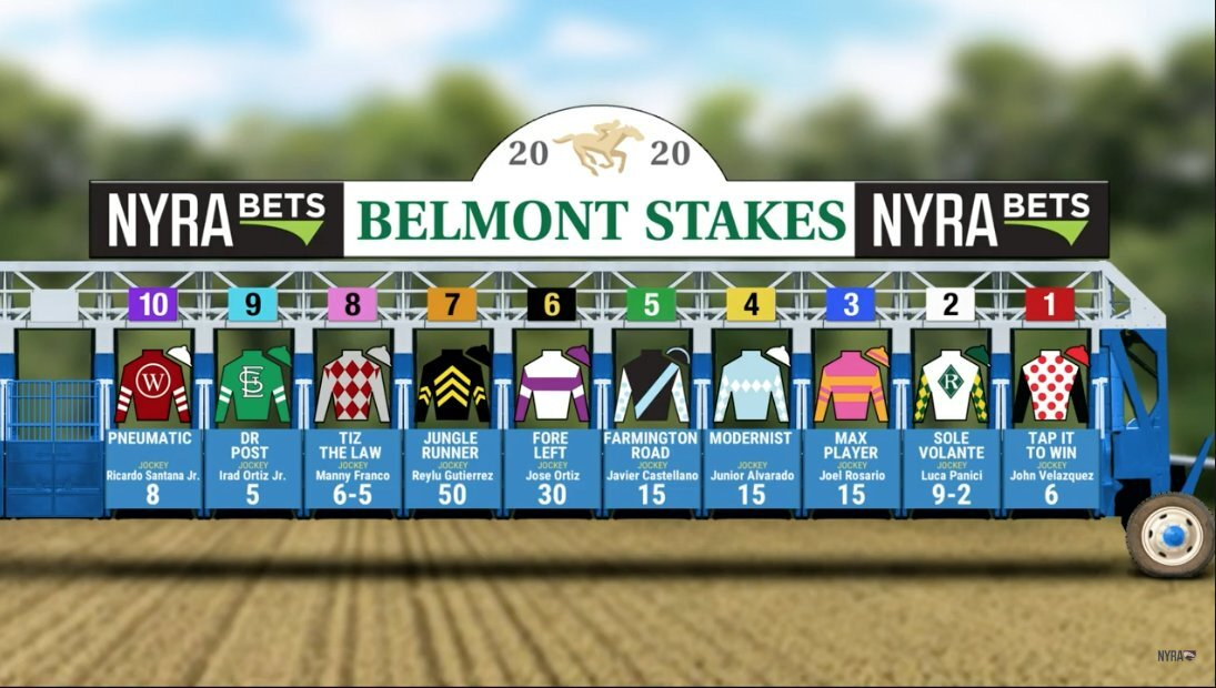 bet on the belmont