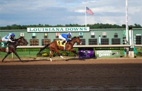 Super-Derby-prospects-begin-to-arrive-at-Louisiana-Downs-to-contest-for-the-500,000-purse-95747