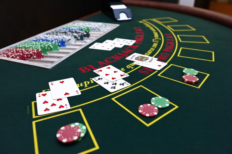 What happens if you tie in blackjack? | The TwinSpires Edge