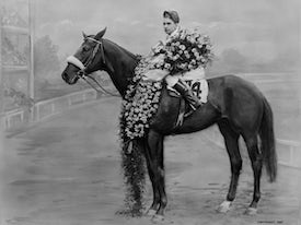 Bubbling Over wins the 1926 Kentucky Derby
