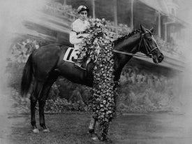 Burgoo King wins the 1932 Kentucky Derby