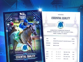 Kentucky Derby Trading Cards 2021 - Essential Quality
