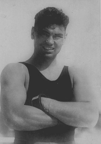 Boxer Jack Dempsey (Wikimedia Commons)