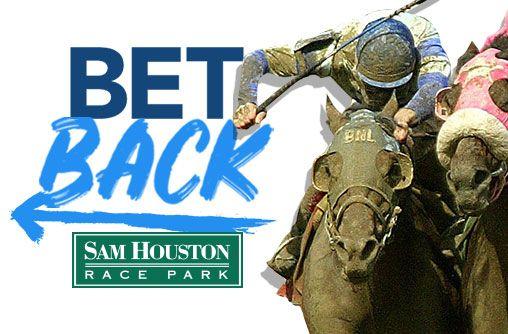 Sam Houston Meet BetBack