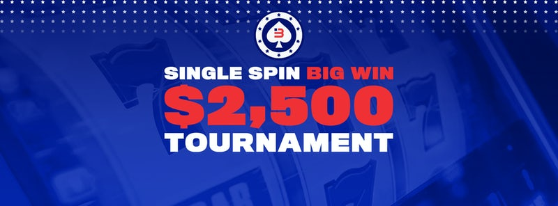 Single Spin Big Win Tournament Betamerica Extra