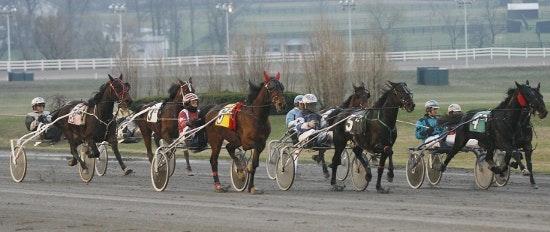 Vernon Downs Racetrack Harness Racing