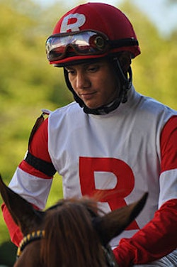 Elvis Trujillo Jockey