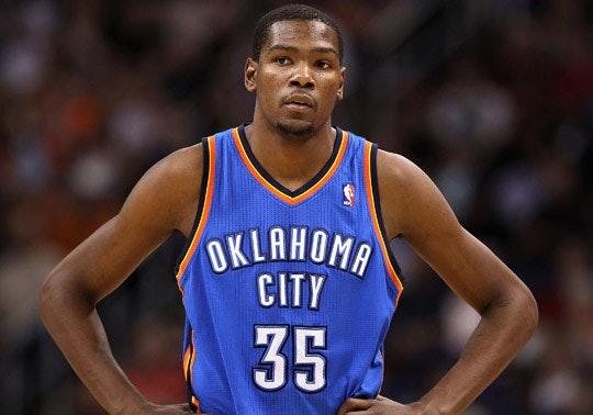 Kevin Durant Daily NBA Fantasy Stud