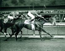 Greinton winning the Big Cap in 1986