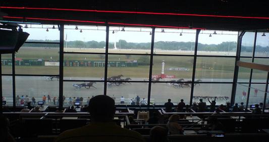 Balmoral Park Harness Racing
