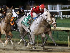 Silver Prospector (Coady Photo/Churchill Downs)