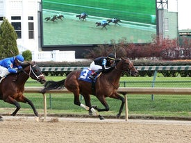 Lynn's Map (Coady Photo/Churchill Downs)