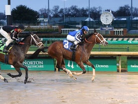 Mailman Money (Coady Photography/Churchill Downs)